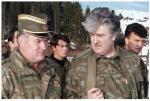 Radovan Karadzic & Ratko Mladic Daily Mail
