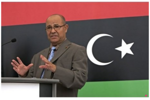 Ahmed Al-Jehani, ICC Coordinator-Libya & Libyan Legal Team