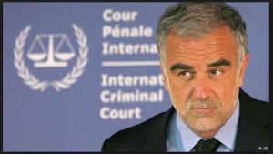 Jose Moreno Ocampo, former Chief Prosecutor of ICC