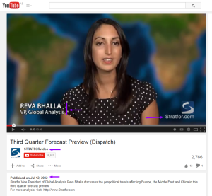 Reva Bhalla, VP Global Analysis Stratfor.Com Third Quarter Forecast Preview (Dispatch) - YouTube 2014-09-06 15-55-25