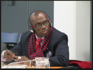 Xavier Jean Keita, Head Counsel, Office of Public Counsel for Defense, ICC