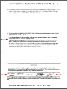 Page 4 of FARA Registration Statement #6261