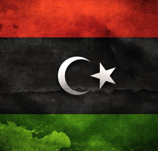 THE LIBYAN FLAG